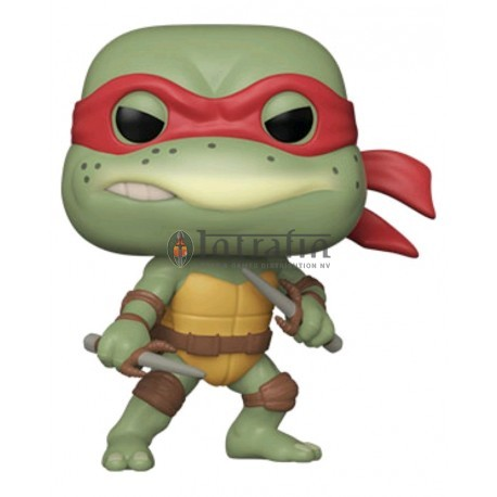 Animation :19 Teenage Mutant Ninja Turtles - Raphael