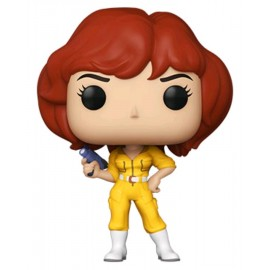Animation :20 Teenage Mutant Ninja Turtles - April O'Neil (special series)