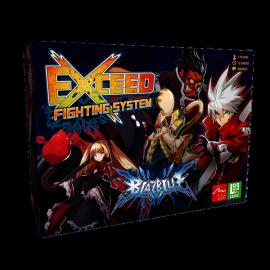 BlazBlue Exceed - Ragna - board game