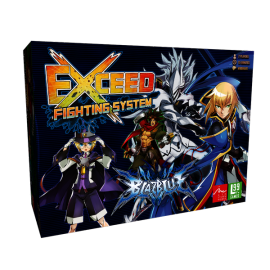 BlazBlue Exceed -Jin Box- board game