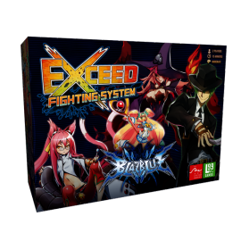 BlazBlue Exceed -Hazama Box- board game