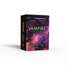 Vampire - The Masquerade - Discipline and Blood Magic Card Deck