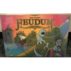 Feudum Big Box(Boxed Board Game)