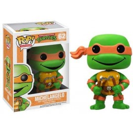 Television 62 POP - Teenage Mutant Ninja Turtles - Michelan