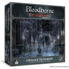 Bloodborne: The Board Game-Chalice Dungeon