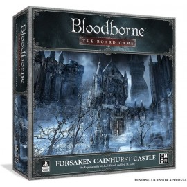 Bloodborne: The Board Game – Forsaken Cainhurst Castle