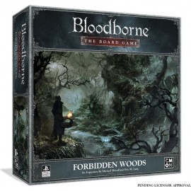Bloodborne: The Board Game – Forbidden Woods