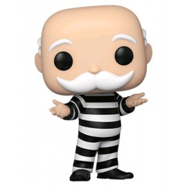 Hasbro Retro toys -Mr. Monopoly In Jail