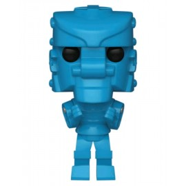 Retro toys - Mattel -Rock 'Em Sock 'Em Robot (Blue)