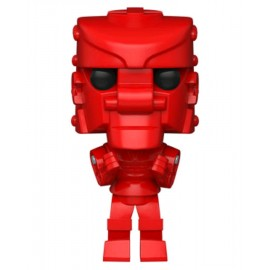 Retro toys - Mattel -Rock 'Em Sock 'Em Robot (Red)