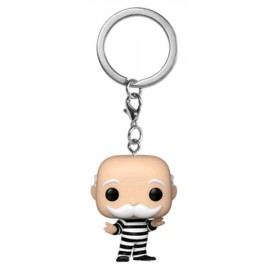 POP Keychain: Monopoly - Mr. Monopoly In Jail