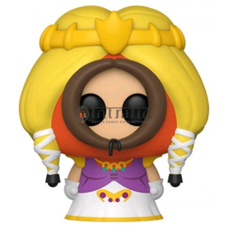 Animation:28 South Park -Princess Kenny