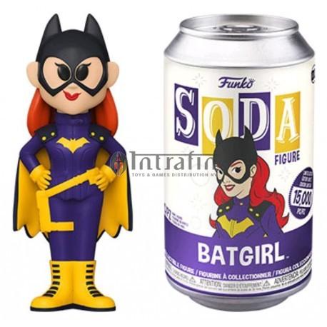 SODA Pop: : DC - Batgirl w/ Metallic Chase