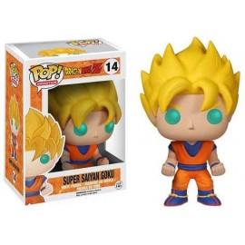 Animation 14 POP - Dragon Ball Z - Super Saiyan Goku