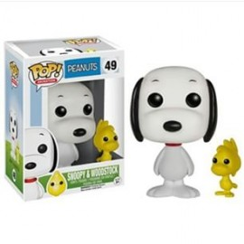 Peanuts 49 POP - Snoopy & Woodstock