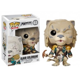 Magic the Gathering 03 POP - Ajani Goldmane