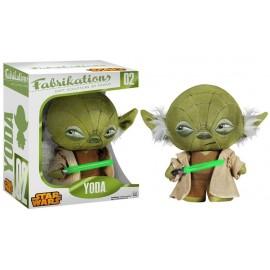 Fabrikations 02 Plush - Star Wars- Yoda