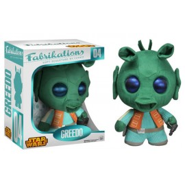 Fabrikations 04 Plush - Star Wars- Greedo