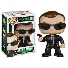 Movies 158 POP - The Matrix - Agent Smith