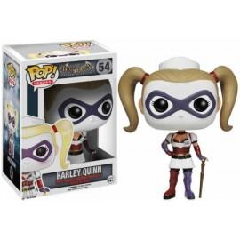 Heroes 54 POP - Batman Arkham Asylum - Nurse Harley Quinn