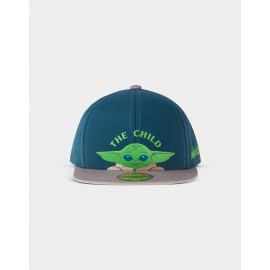 The Mandalorian - The Child Kids Snapback