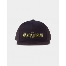 The Mandalorian - Mandalorian Silhouette Snapback