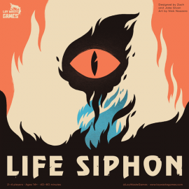 Life Siphon Board game