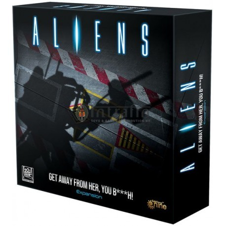 Aliens: Get Away From Her, You B$$$h! (expansion)