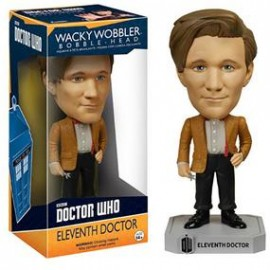 Doctor Who - Wacky Wobblers - 11thDoctor