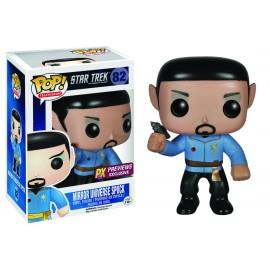 Television 82 POP - Star Trek - Mirror Universe Spock PX EX