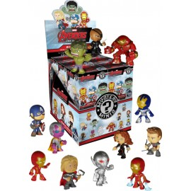 Mystery Mini Figures Display Avengers Age of Ultron (12)