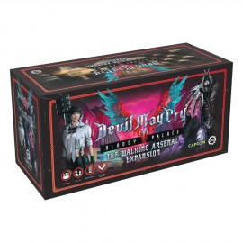 Devil may cry The Walking Arsenal Expansion