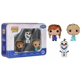Pocket POP Tin 01 Disney - Frozen