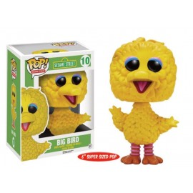 "Sesame Street 10 POP - Big Bird 6"" Oversized"