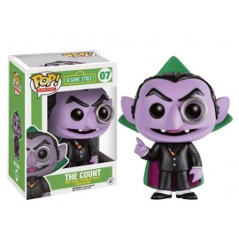 Sesame Street 07 POP - The Count