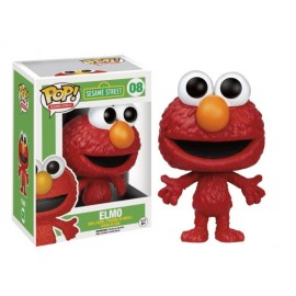 Sesame Street 08 POP - Elmo