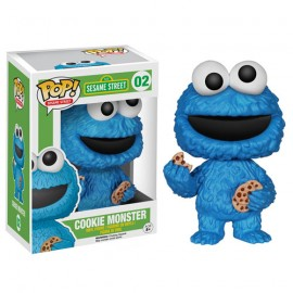 Sesame Street 02 POP - Cookie Monster