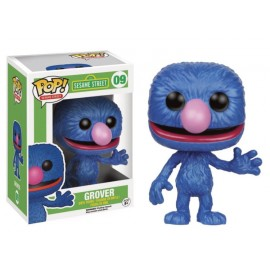Animation -Sesame Street 09 POP - Grover