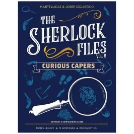 Sherlock Files Vol 2 Curious Capers