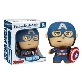 Fabrikations 14 Plush - Avengers of Ultron - Captain Americ