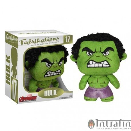 Fabrikations 17 Plush - Avengers of Ultron - Hulk
