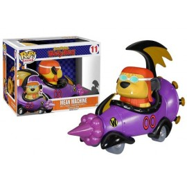Rides 11 POP - Hanna Barbera - Wacky Races Mean Machine