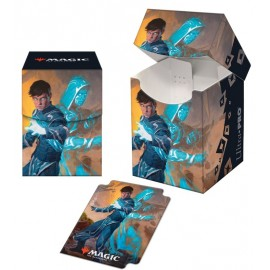 MTG Zendikar Rising V1 PRO 100+ Deck Box
