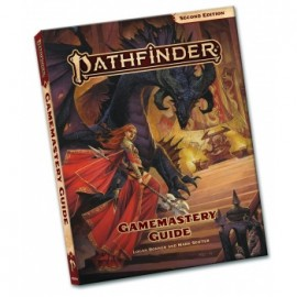 Pathfinder Gamemastery Guide - Pocket Edition