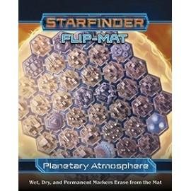 Starfinder Flip-Mat: Planetary Atmosphere