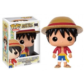 Animation 98 POP - One Piece - Monkey D Luffy