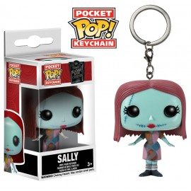 POP Keychain - Disney - Sally