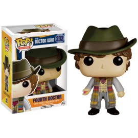 Television 232 POP - Doctor Who -4th Doctor w Jelly Beans