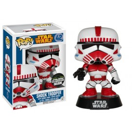 Star Wars 42 POP - Shock Trooper - Convention Special
