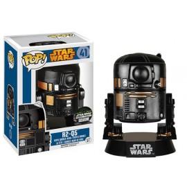 Star Wars 41 POP - R2-Q5 - Convention Special